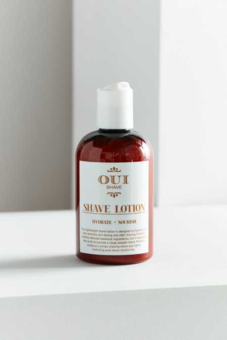 Oui Shave Hydrating Shave Lotion
