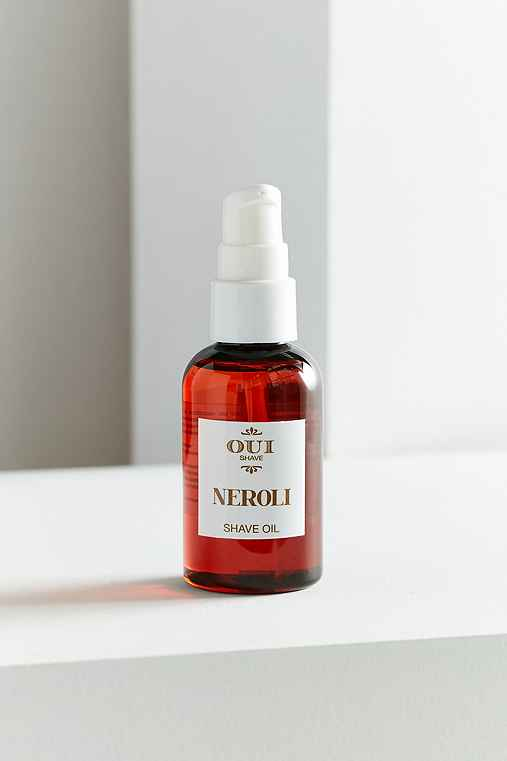 Oui Shave Hydrating Shave Oil