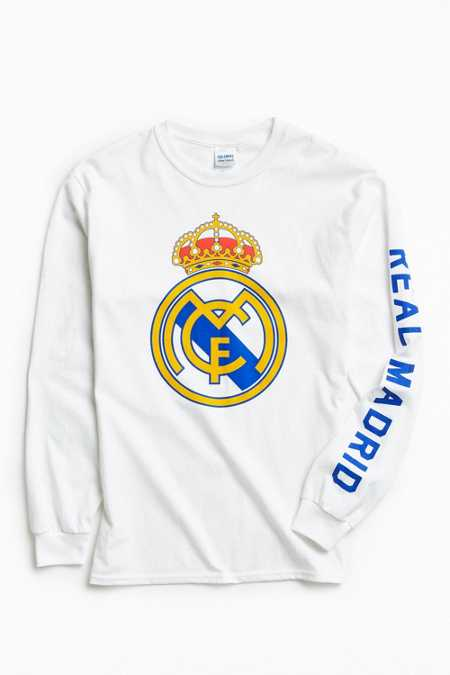 Real Madrid Long Sleeve Tee
