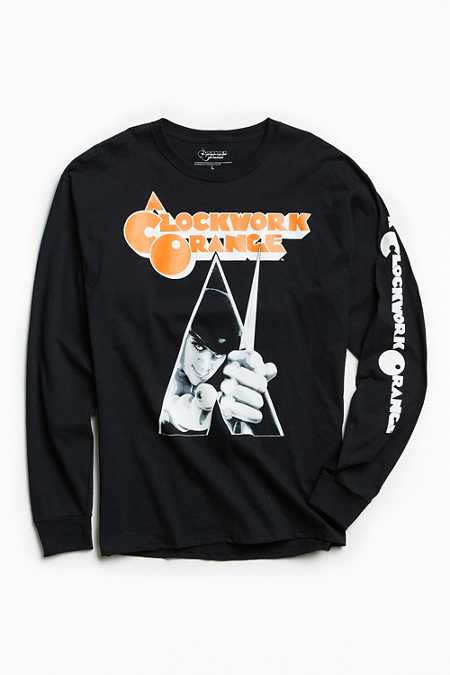 Clockwork Orange Long Sleeve Tee