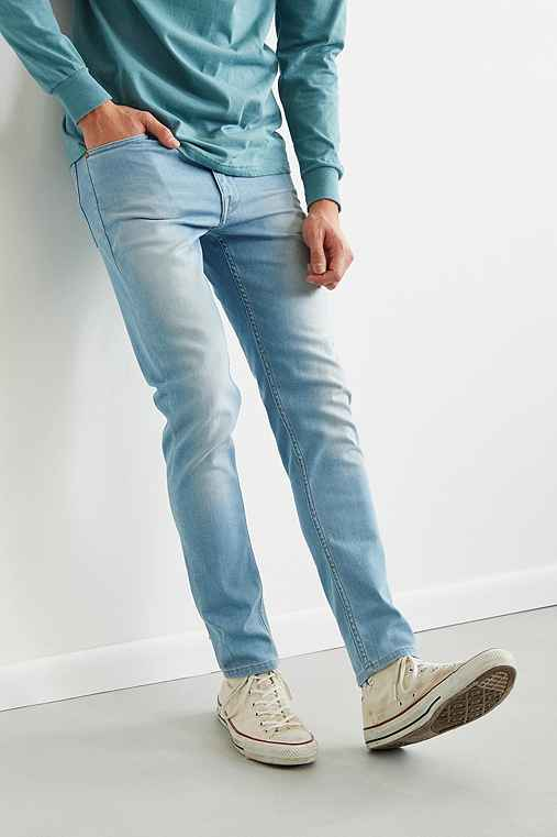 BDG Light Blue Super Skinny Jean,VINTAGE DENIM LIGHT,31/32