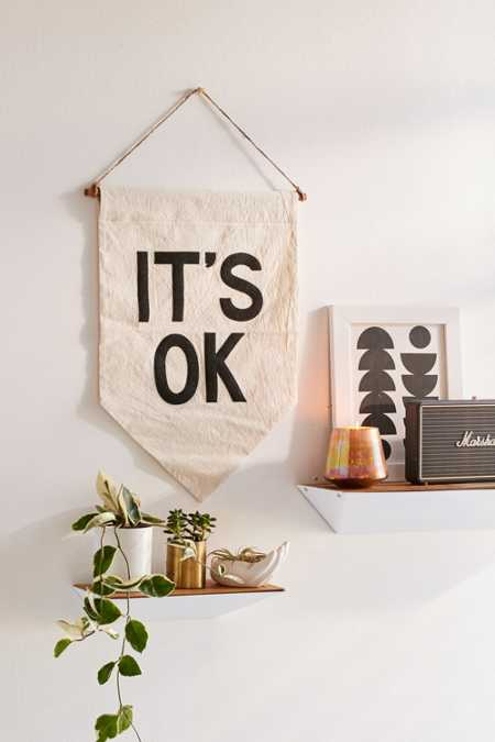 UO X Secret Holiday & Co. It's OK Banner