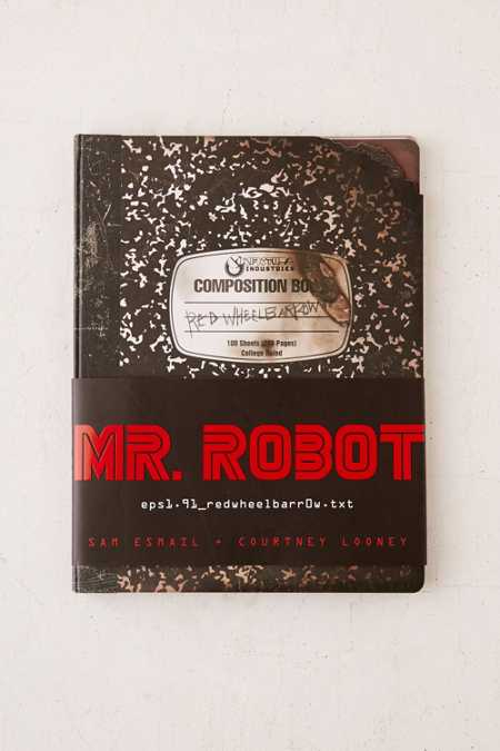 Mr. ROBOT: Red Wheelbarrow By Sam Esmail & Courtney Looney