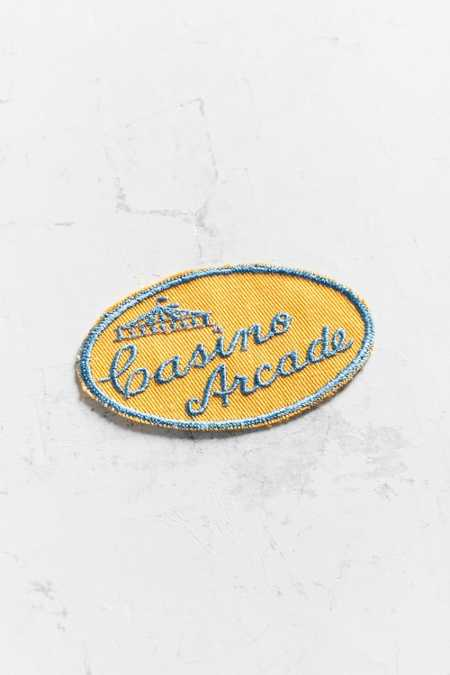 Vintage Casino Arcade Patch