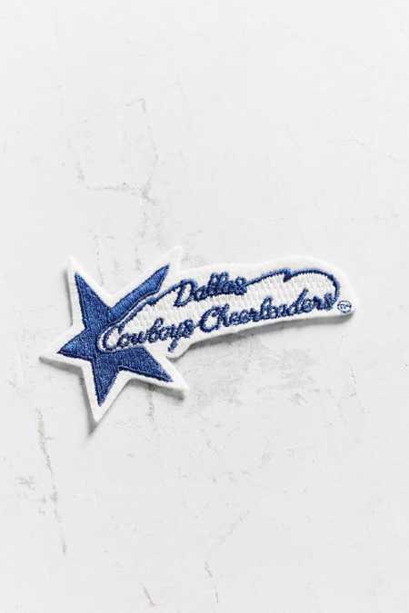 Vintage Dallas Cowboys Cheerleader Small Patch