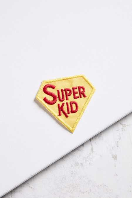 Vintage Super Kid Patch