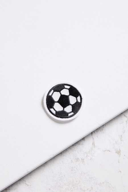 Vintage Soccer Ball Patch