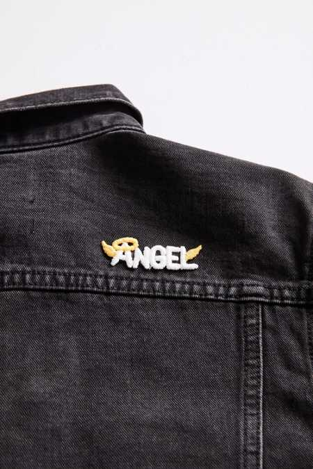 Vintage Angel Patch