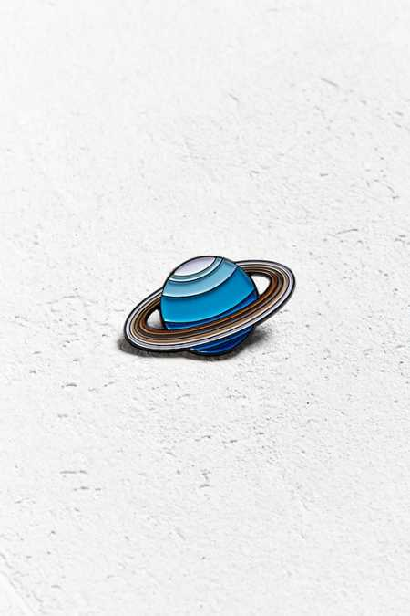 Mokuyobi Galaxy Planet Pin