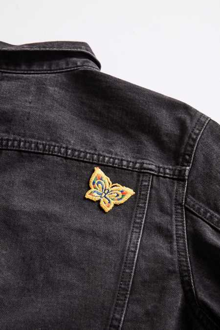 Vintage Butterfly Patch
