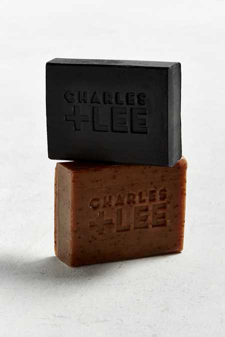 Charles + Lee Soap Bar Duo
