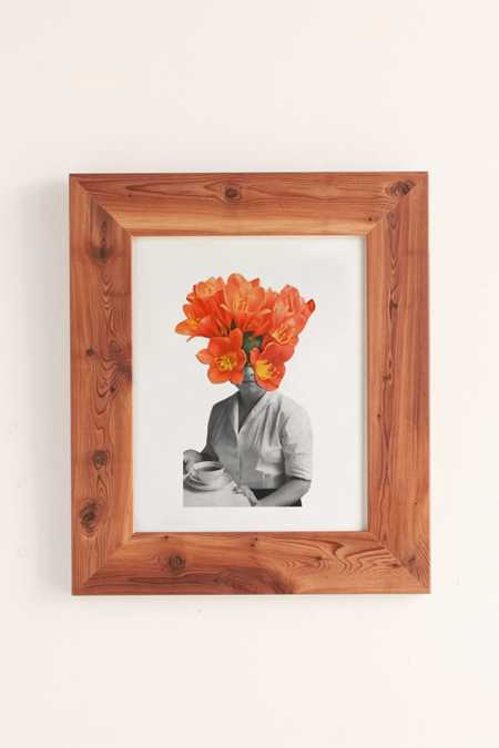 Hagar Vardimon Orange Art Print