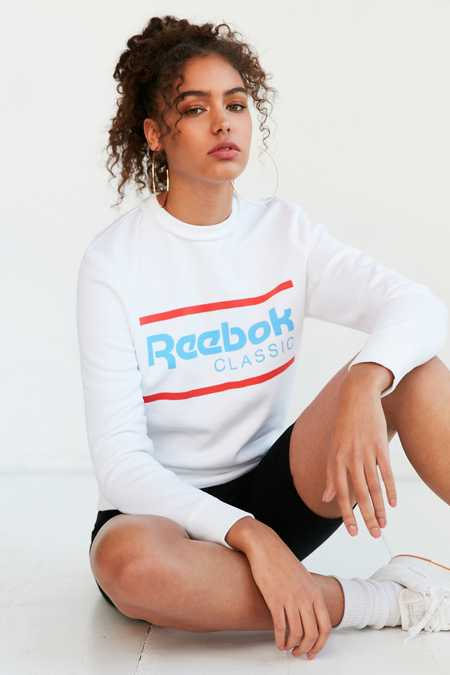Reebok Iconic Crew Neck Sweatshirt