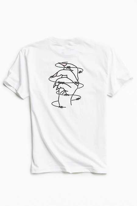 UO Artist Editions Joe Flores Wired Tee