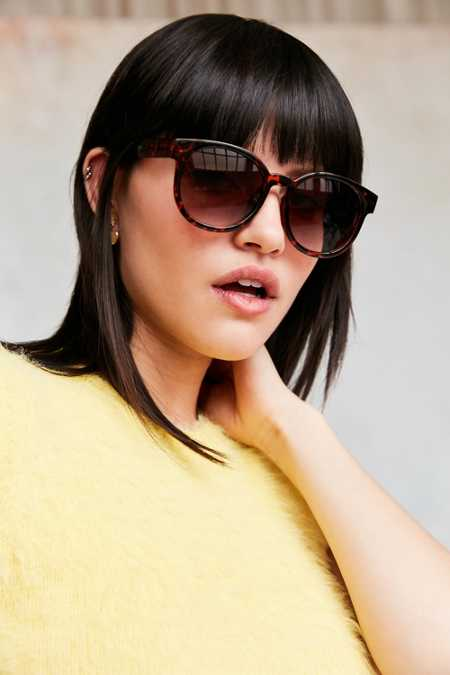 Bahama Rounded Square Sunglasses