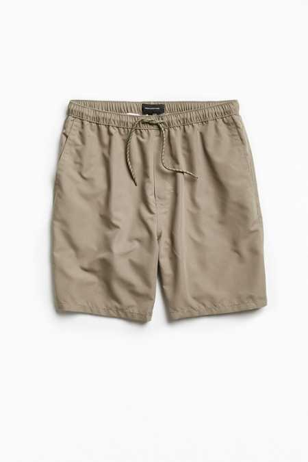 UO Slade Retro Volley Short