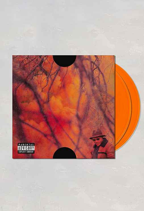 Schoolboy Q - Blank Face 2XLP,ORANGE,ONE SIZE