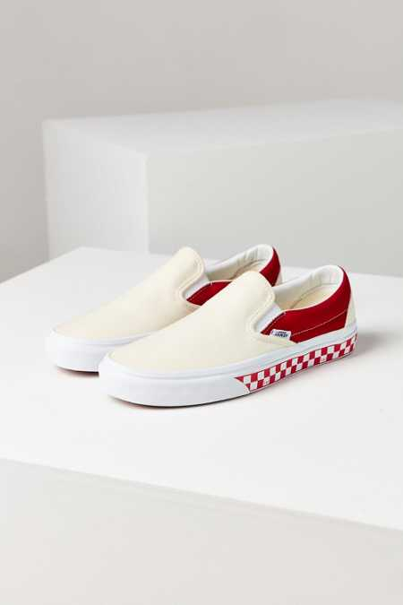 Vans & UO Colorblocked Slip-On Sneaker