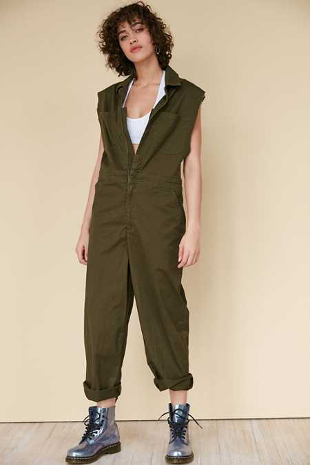 Silence + Noise Coverall Mechanic Suit