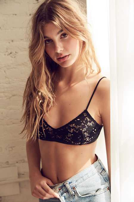 Out From Under Delilah Lace Bralette