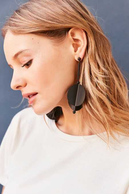 Genesis Statement Drop Earring