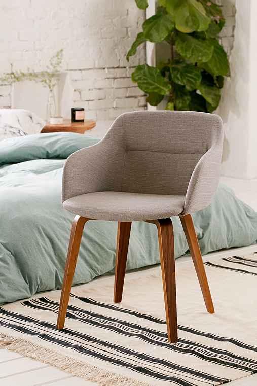 Campania Chair,GREY,ONE SIZE