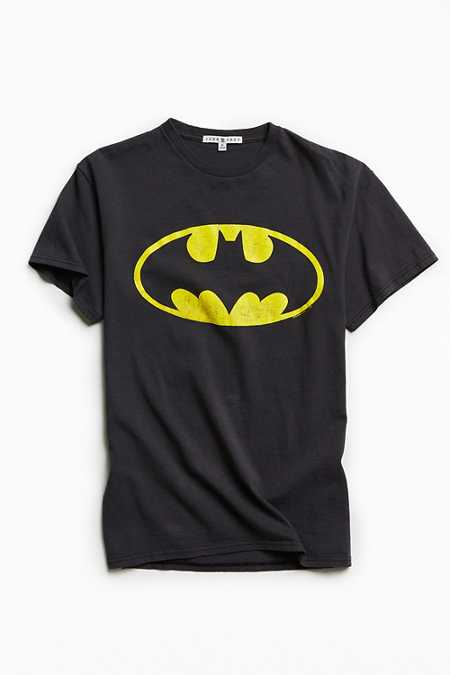 Junk Food Batman Washed Tee