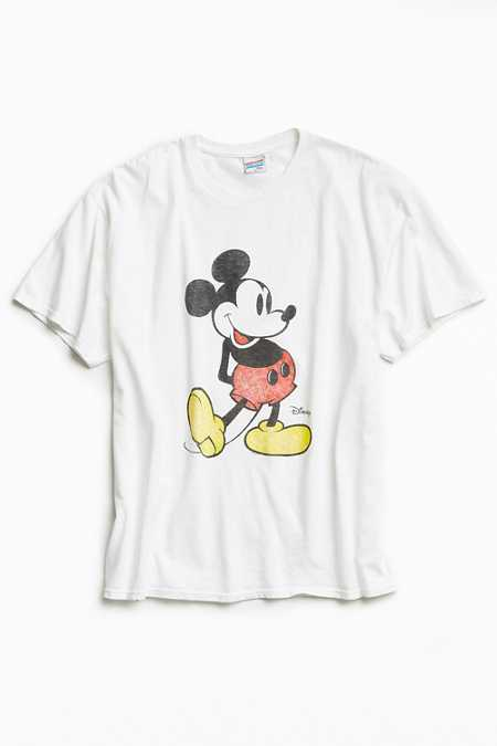 Junk Food Mickey Washed Tee