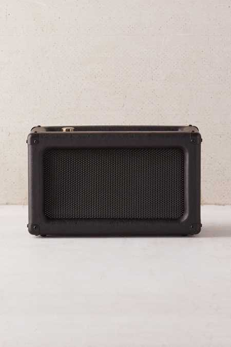 Crosley Harper Black Wireless Speaker