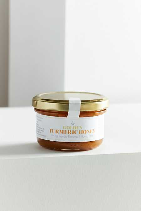 WUNDER WORKSHOP Turmeric Honey