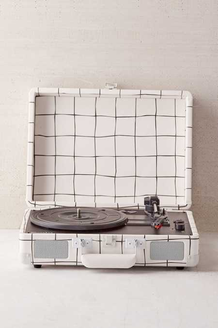 Crosley X UO Cruiser Wonky Grid Bluetooth Record Player