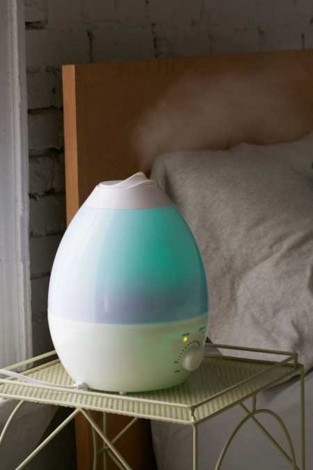 Bell & Howell Color-Changing Humidifier