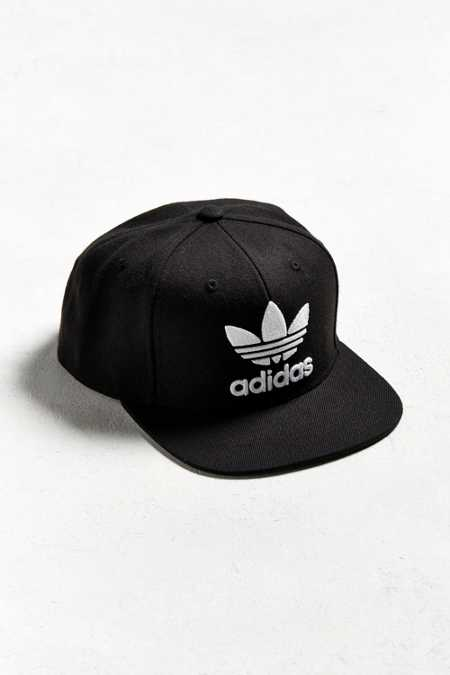 adidas Originals Trefoil Chain Snapback Hat