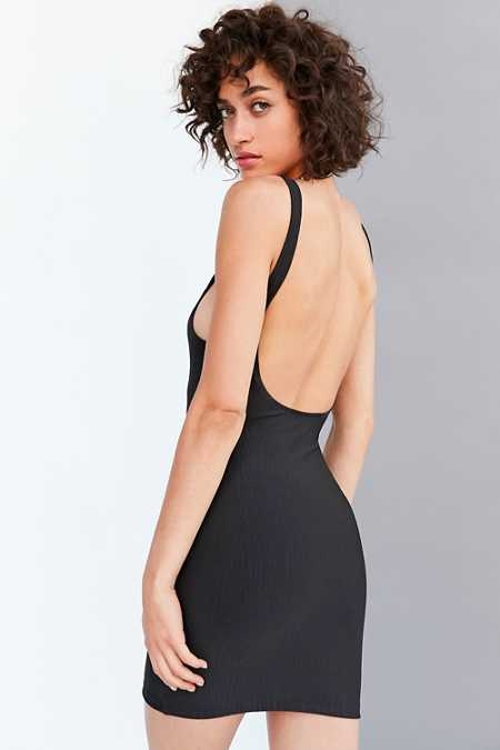 Motel Mergy Low Armhole Tank Mini Dress