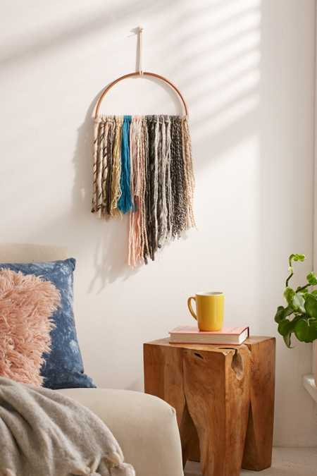 Nakki Half Circle Wall Hanging