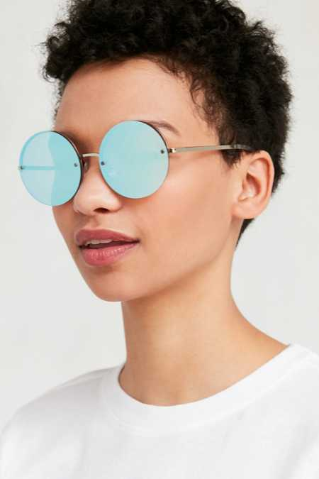 Mermaid Round Sunglasses