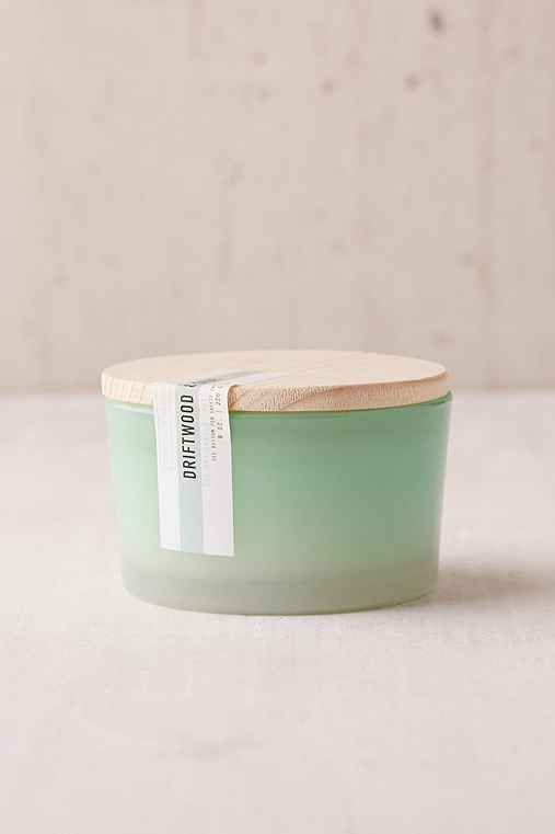 Paddywax Ombre Sky Candle,DRIFTWOOD + SAGE,ONE SIZE
