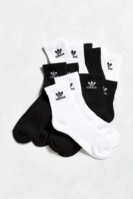 adidas Cushioned Quarter Sock 6-Pack