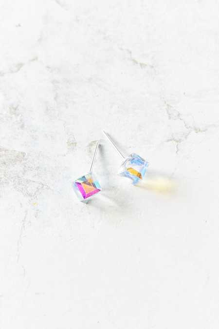 Prism Geo Post Earring