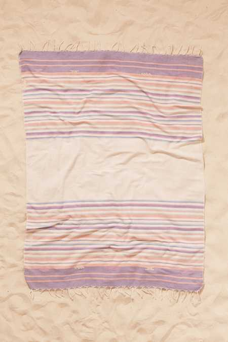 Moriah Stripe Throw Blanket