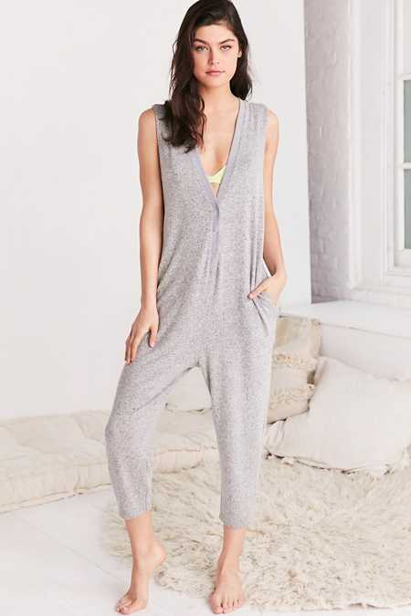 Out From Under Cozy Fleece Union Suit