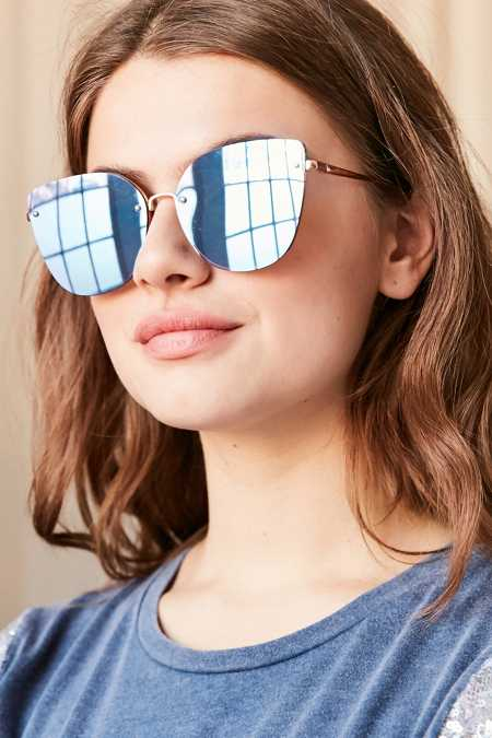 Quay Lexi Cat-Eye Sunglasses