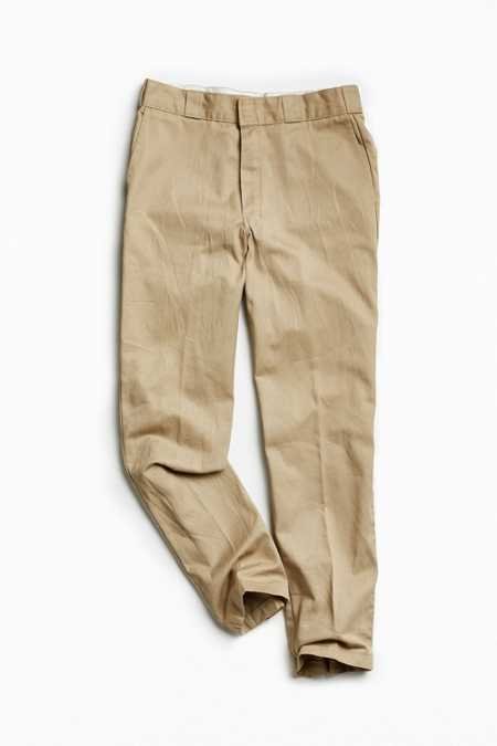 Vintage Zipped Work Pant