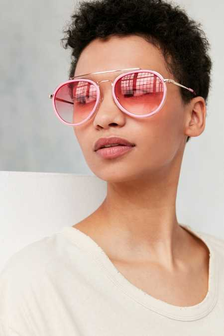 Flamingo Aviator Sunglasses