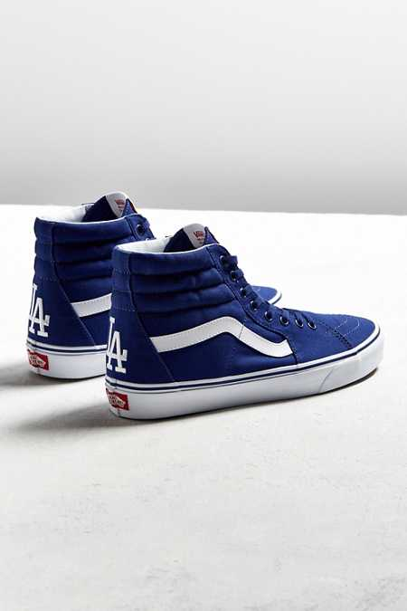Vans MLB Los Angeles Dodgers Sk8-Hi Sneaker