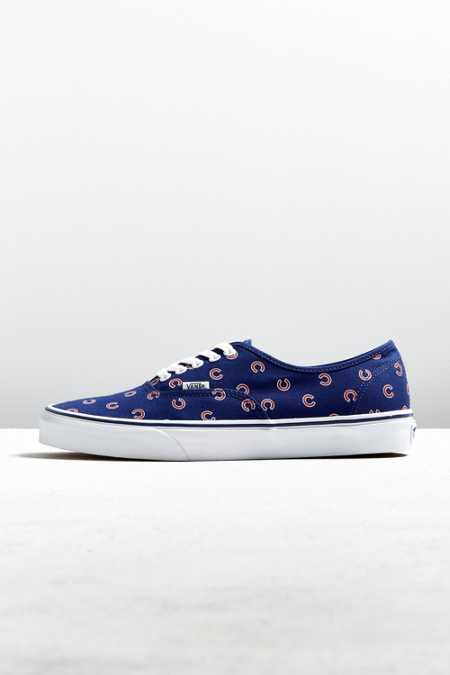 Vans MLB Chicago Cubs Authentic Sneaker
