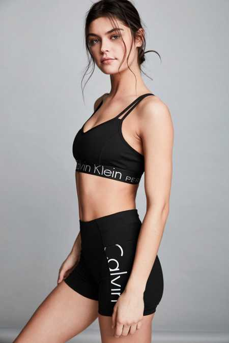 Calvin Klein Performance Logo Bike Short