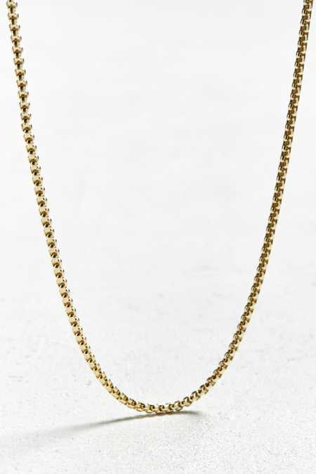 UO Box Link Long Chain
