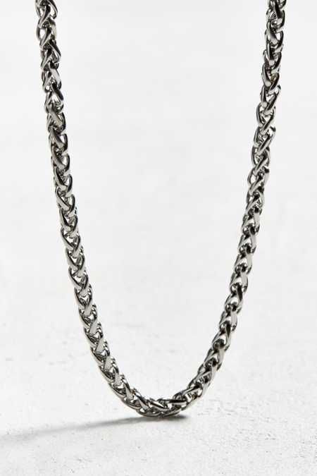 UO Flat Square Chain