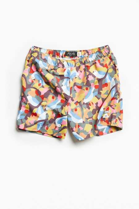 Poler Birdy Print Summit Volley Short